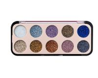 Глиттер для век DoDo Girl Starry Palette, 01
