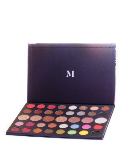 Тени для век Morphe 39L Hit The Lights